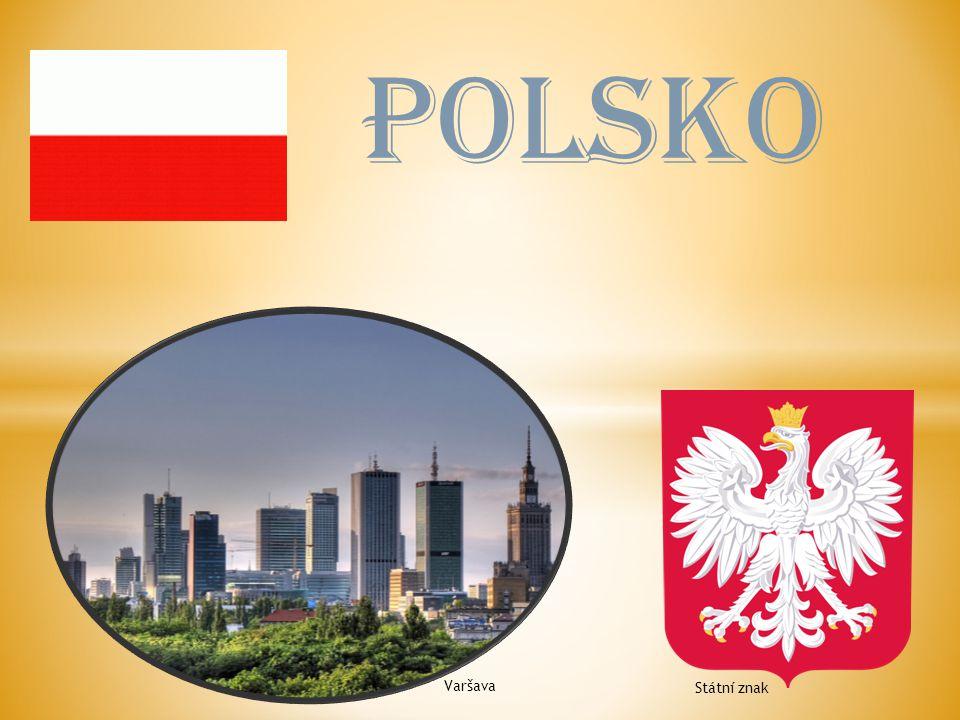 POLSKO Varšava Státní znak