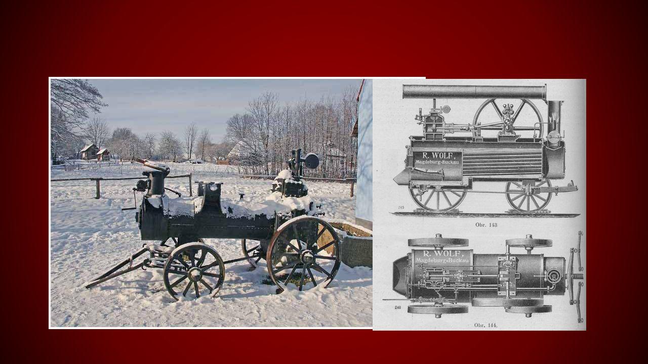 JOSEF RESSEL (1793–1857) LODNÍ ŠROUB Již v roce 1827 získal patent.
