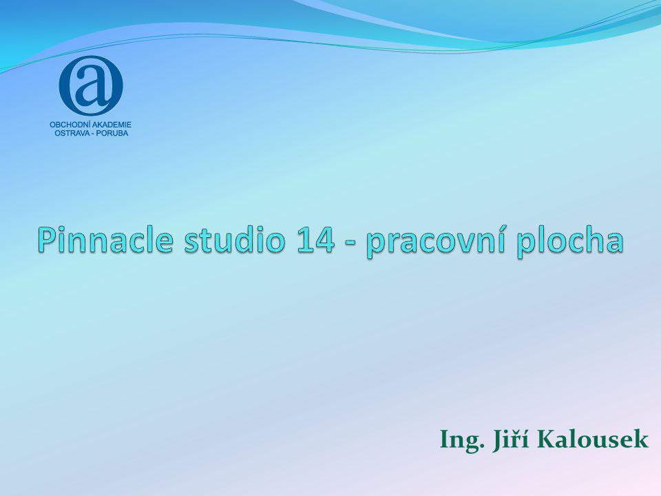 Zdroje informací PC World – Pinnacle Studio 10, praktický průvodce[online][cit.