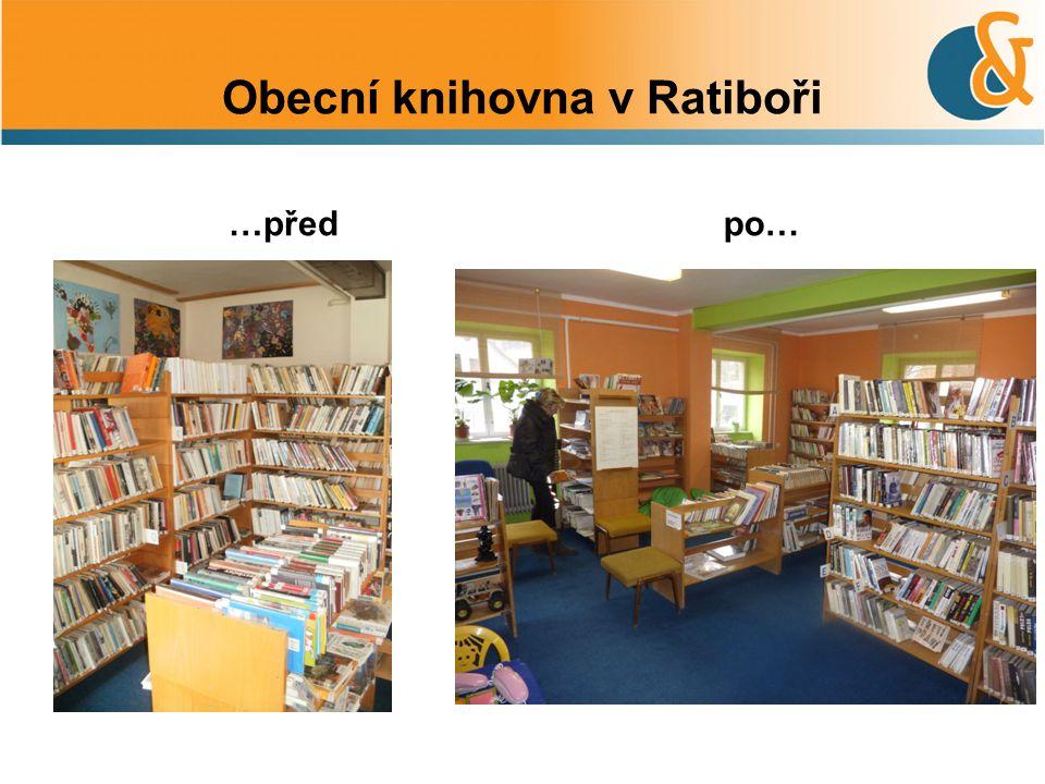 Obecní knihovna v Ratiboři …předpo…