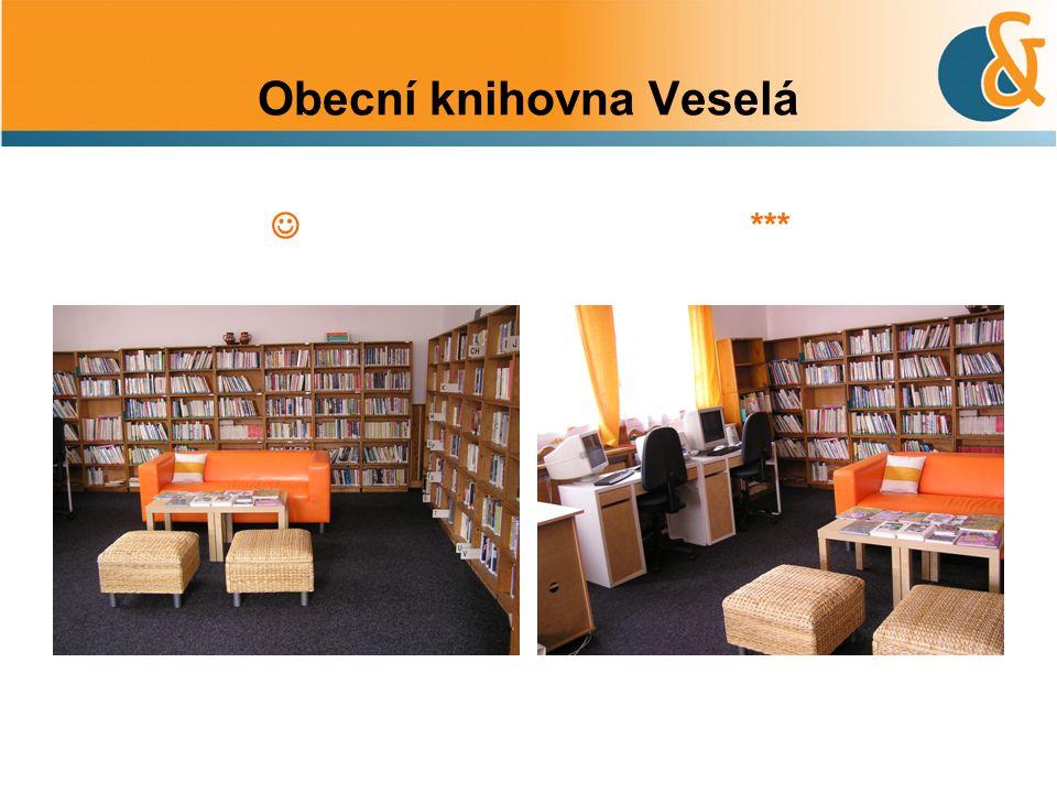 Obecní knihovna Veselá ***