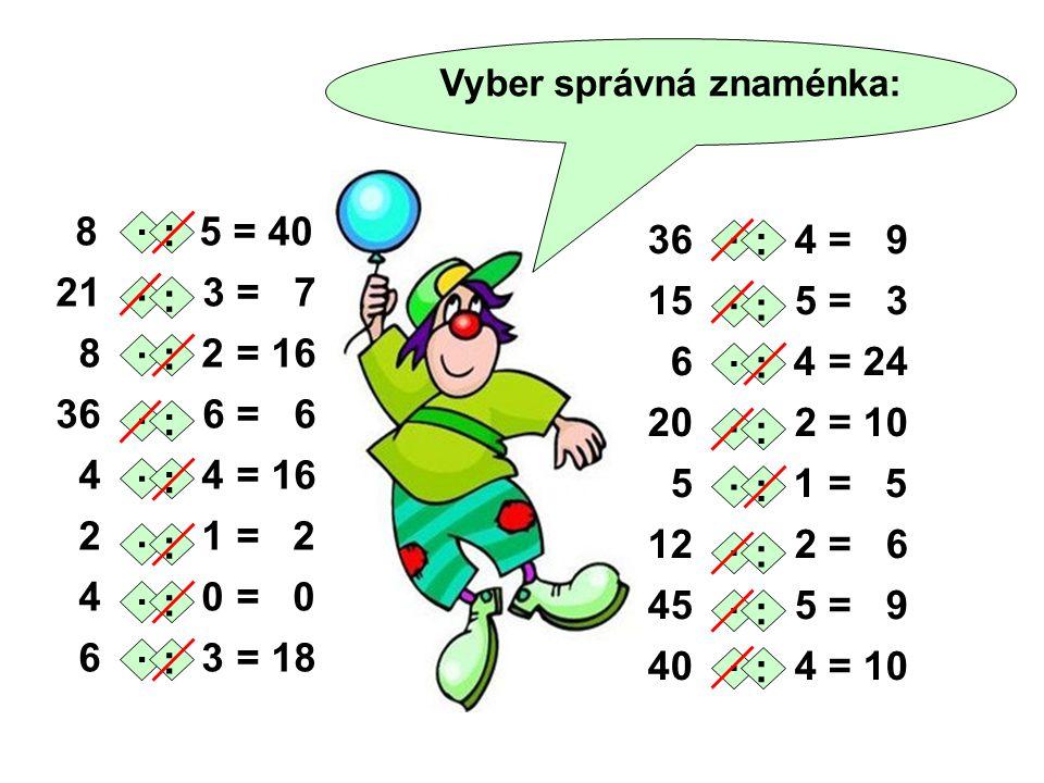8 5 = 40 21 3 = 7 8 2 = 16 36 6 = 6 4 4 = 16 2 1 = 2 4 0 = 0 6 3 = 18 ·׃ ·׃ ·׃ ·׃ ·׃ ·׃ ·׃ ·׃ 36 4 = 9 15 5 = 3 6 4 = 24 20 2 = 10 5 1 = 5 12 2 = 6 45