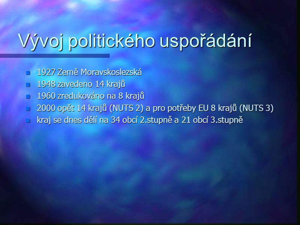 Vývoj politického uspořádání n Sámova říše (7.století) n Velkomoravská říše (830-906) n Český stát (906-1526) n Rakouské země (1526-1867) n Rakousko -