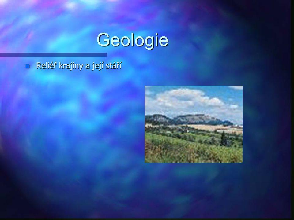 Geomorfologie n Rozdělení Jižní Moravy na geomorfologické celky n Vertikální členitost n Zemědělství, průmysl n Cestovní ruch