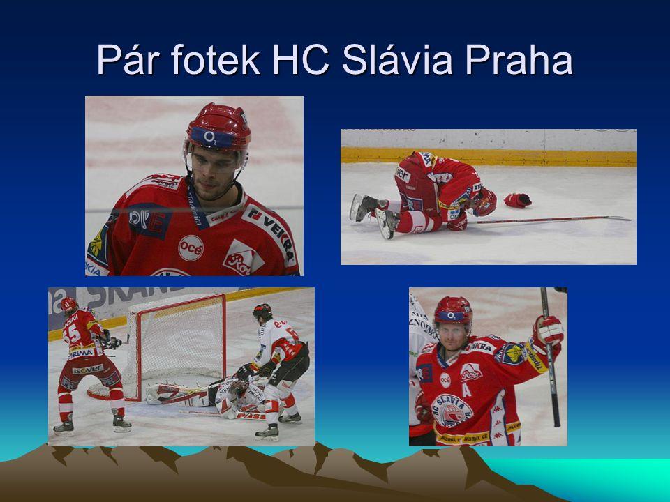 Pár fotek HC Slávia Praha