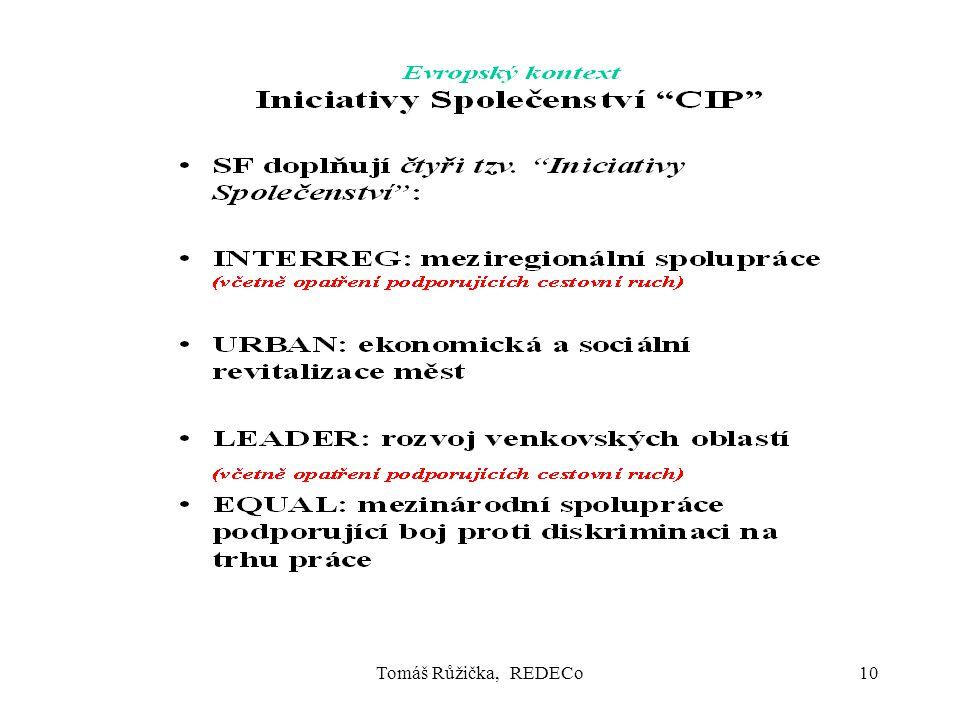 Tomáš Růžička, REDECo10