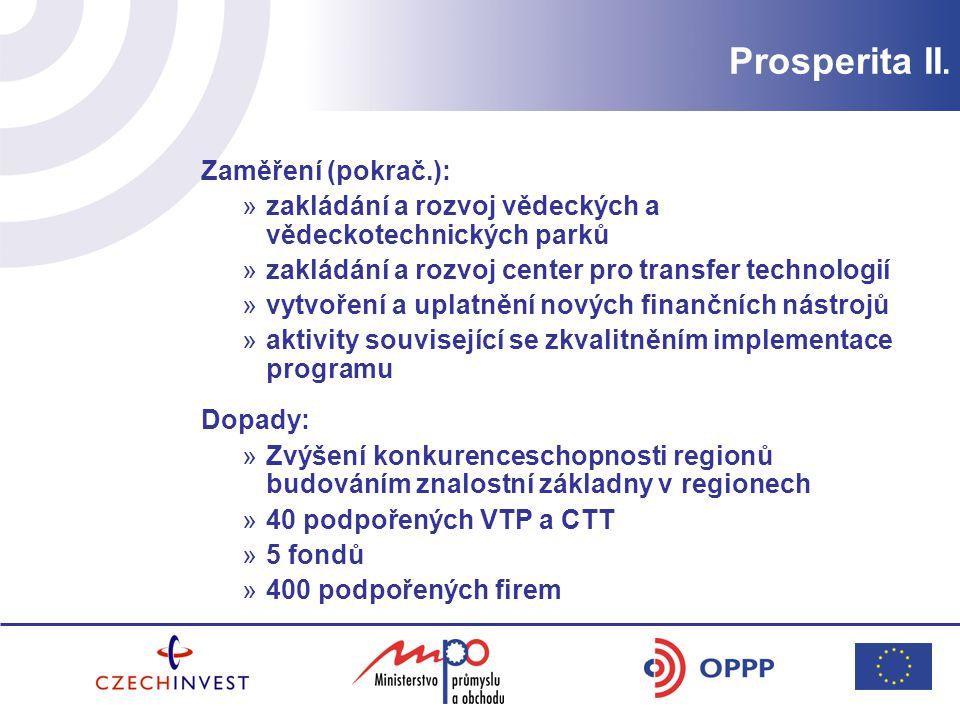 Prosperita II.
