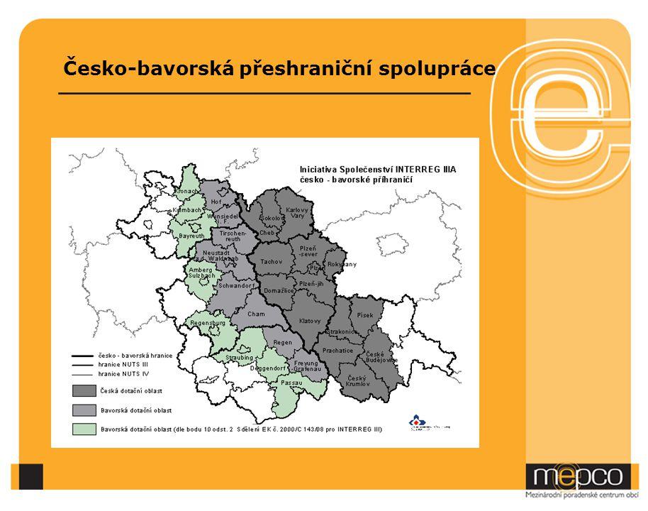 Česko-bavorská přeshraniční spolupráce
