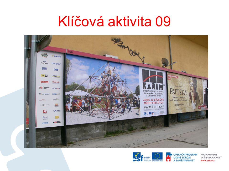 Klíčová aktivita 09