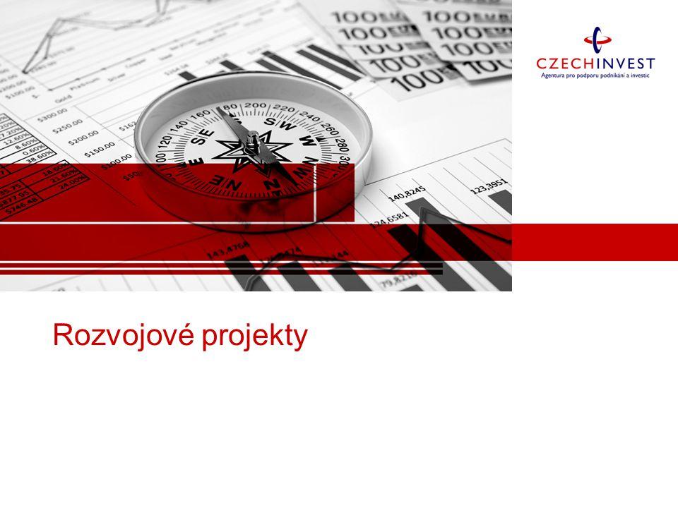 Investiční pobídky dle zákona Zákon o investičních pobídkách č.