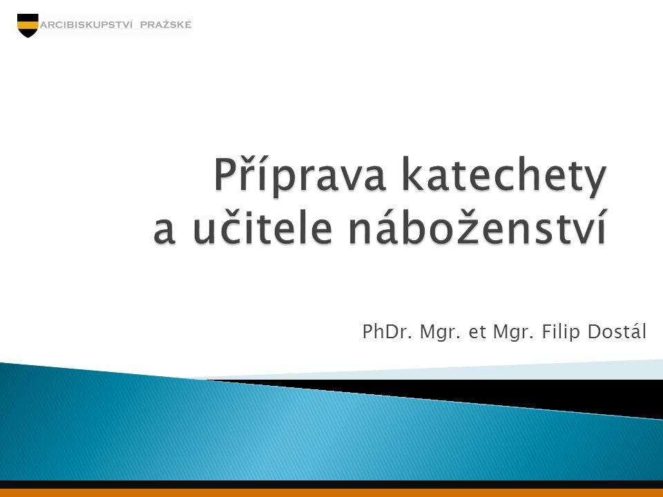 PhDr. Mgr. et Mgr. Filip Dostál