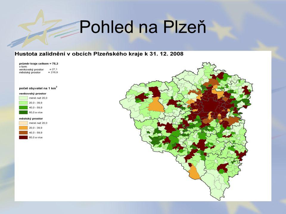 Cíle EU/ČR a Plzeň SMO priority obcí –1.