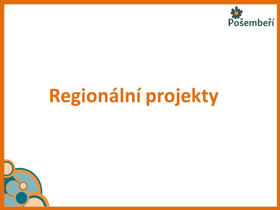 Regionální projekty