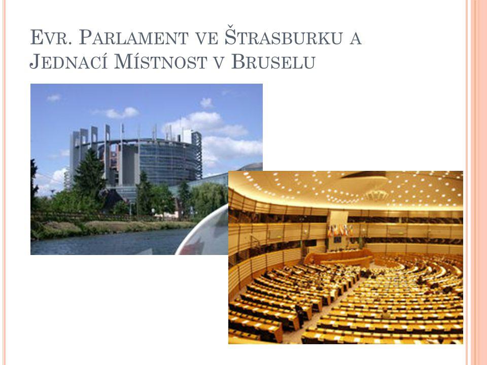 E VROPSKÝ S OUDNÍ D VŮR sídlí v Lucemburku vrcholný orgán - dbá na dodržování práva uvnitř EU, Nejvyšším soudem EU.