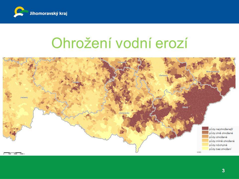 """Další možnosti Investiční priorita 6c z nařízení EU o ERDF """"ochrana a obnova biologické rozmanitosti a půdy a podpora ekosystémových služeb, včetně prostřednictvím sítě Natura 2000 a ekologických infrastruktur –Obsažena v návrhu programů přeshraniční spolupráce SR–ČR, Rakousko–ČR 14"""
