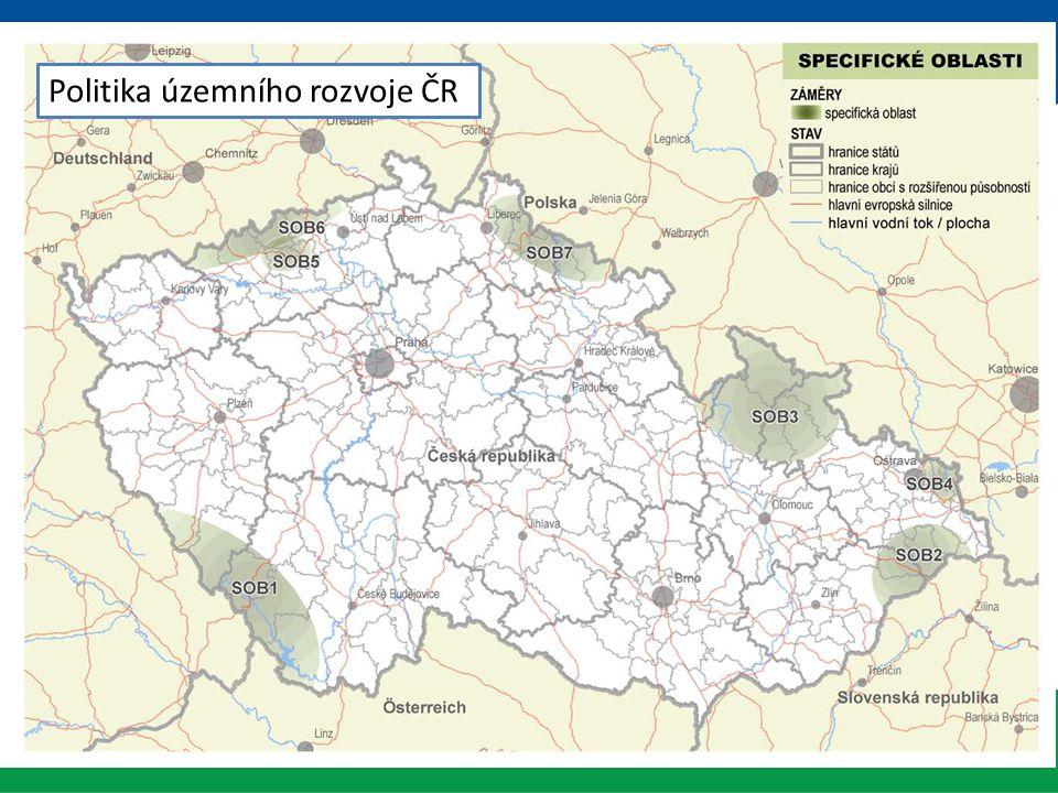 7 Politika územního rozvoje ČR