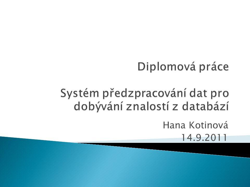 Hana Kotinová 14.9.2011