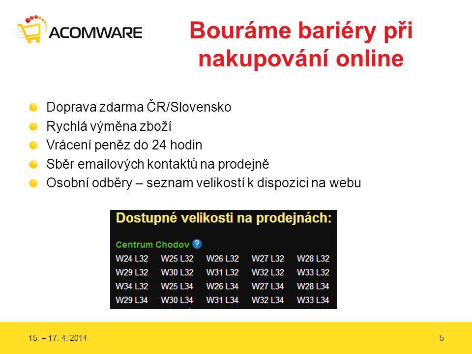 Mediální kampaně Display kampaň Super.cz, PR články na Super.cz, Modnipeklo.cz Brandové kampaně ve vyhledávačích (PPC kampaně) Remarketingové kampaně v obsahové síti GDN Sociální sítě 15.