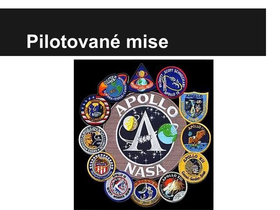 Pilotované mise