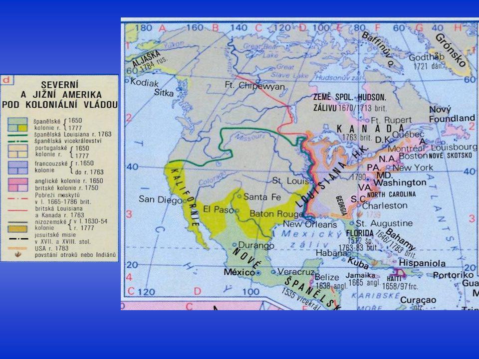 Španělsko dostalo část francouzského území výměnou za Floridu.