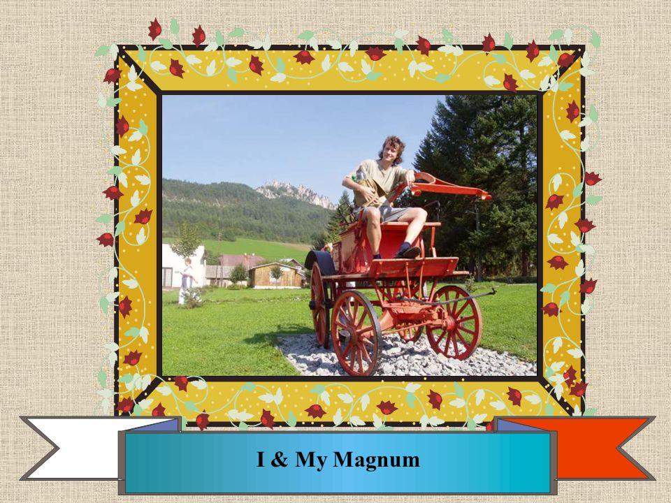 I & My Magnum
