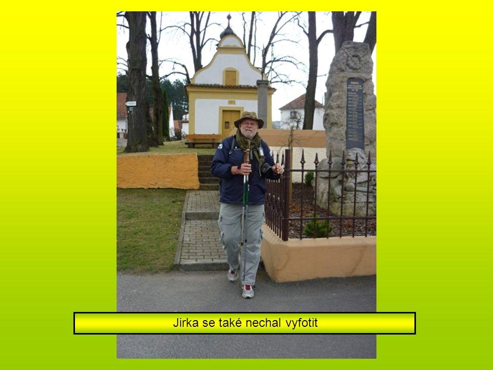Olina a kaplička sv.Jana Nepomuckého u Velkých Hydčic