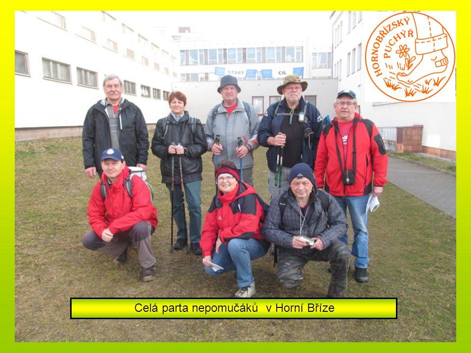 Celá parta nepomučáků v Horní Bříze