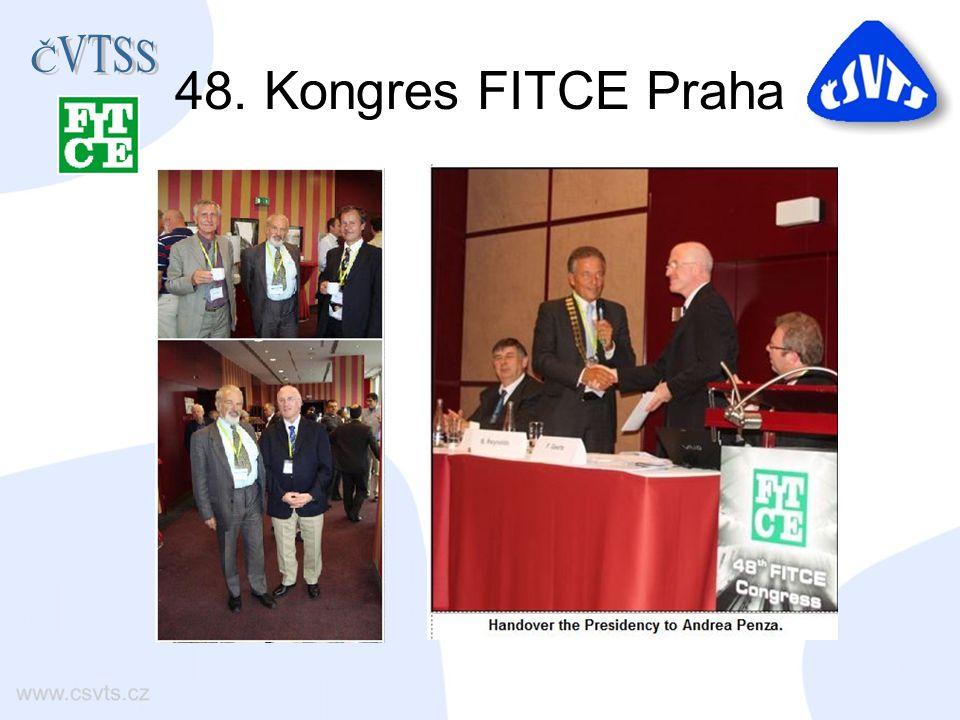 48. Kongres FITCE Praha