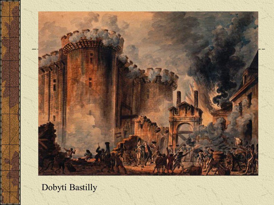 Dobytí Bastilly