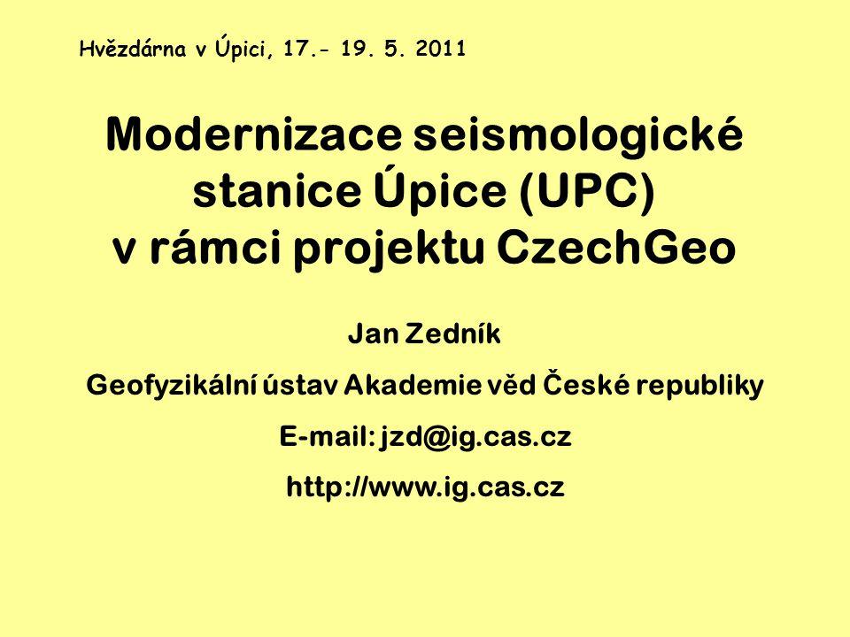 Datový portál www.czechgeo.cz