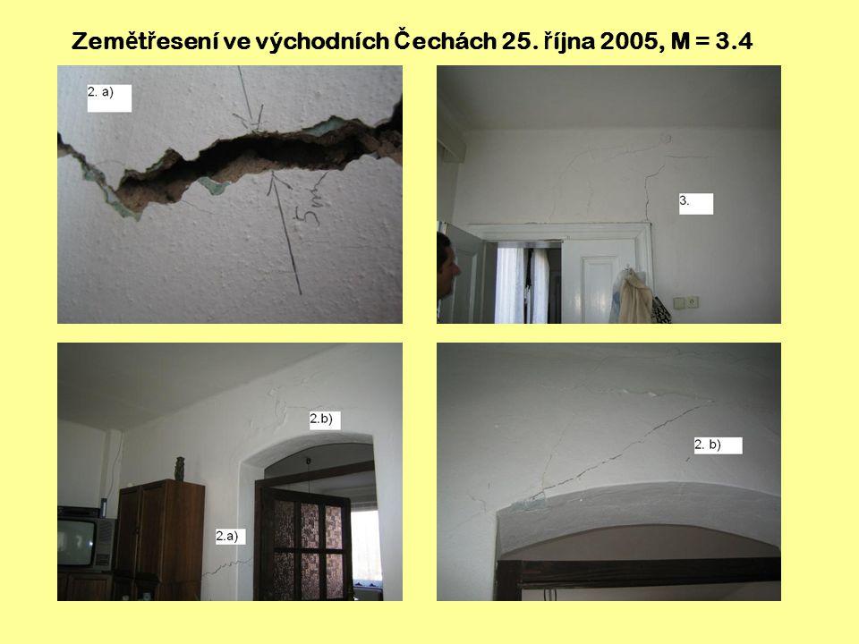 Infrastrukturní projekt CzechGeo / EPOS Geovědní výzkumné infrastruktury Česká regionální seismická síť (GFÚ, ÚFZ, ÚGN, MFF-UK, VÚGTK) Seismická datová centra (GFÚ, ÚFZ) Lokální seismická síť Webnet (GFÚ, ÚSMH) Mobilní seismická síť Mobnet (GFÚ) Gravimetrické observatoře Skalná, Jezeří, Příbram (GFÚ) Geomagnetická stanice Budkov (GFÚ) Mobilní magnetotelurické stanice (GFÚ) Geotermické stanice (GFÚ) Geodynamická síť Akademie věd Geonas (ÚSMH) Čtyři regionální GSP sítě + 3 semi-permanentní gravimetrické stanice (ÚSMH) Geodynamická síť posunů na zlomech EuTecNet (ÚSMH) Lokální seismická síť východní Čechy (ÚSMH) Skupinová seismická stanice Provadia, Bulharsko (ÚSMH) Lokální seismická síť severní Morava (ÚFZ, ÚGN) Regionální seismická síť PSLNET, Řecko (MFF-UK) Monitorovací síť CO2 CarbonNet (PřF-UK) Monitorování sesuvu (PřF-UK) Síť permanentních stanic pro sledování navigačních družic (VÚGTK) Observatoř Pecný (VÚGTK)