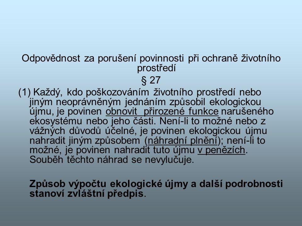 Příloha č.3 k zákonu č. 167/2008 Sb.