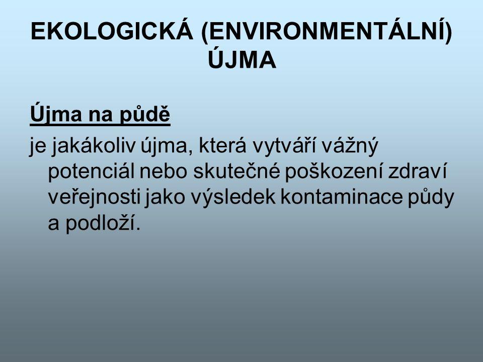 e) stavem ochrany přírodního stanoviště je souhrn vlivů na přírodní stanoviště a jeho typické druhy volně žijících živočichů a planě rostoucích rostlin, které mohou ovlivnit jeho dlouhodobé přirozené rozšíření, strukturu a funkce i dlouhodobé přežití jeho typických druhů volně žijících živočichů a planě rostoucích rostlin v závislosti na konkrétním případu v rámci území České republiky nebo v jeho přirozeném rozsahu