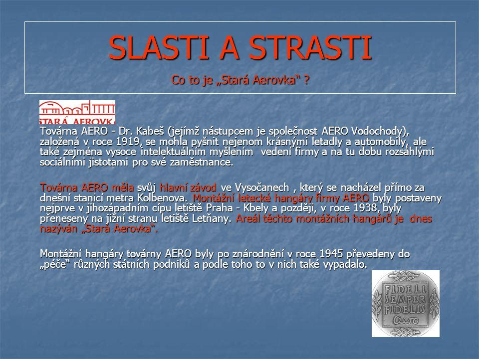 """SLASTI A STRASTI Letecké výstavy: rok 2003 """"100 let světového letectví a 80 let Českého rozhlasu"""