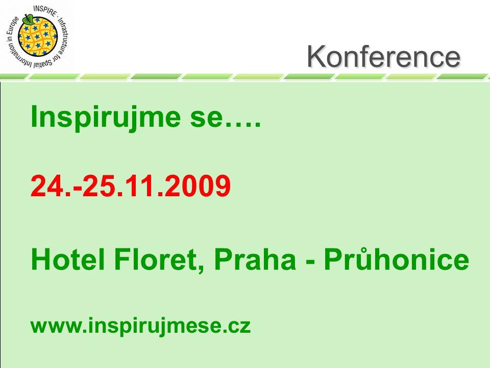 Konference Inspirujme se…. 24.-25.11.2009 Hotel Floret, Praha - Průhonice www.inspirujmese.cz