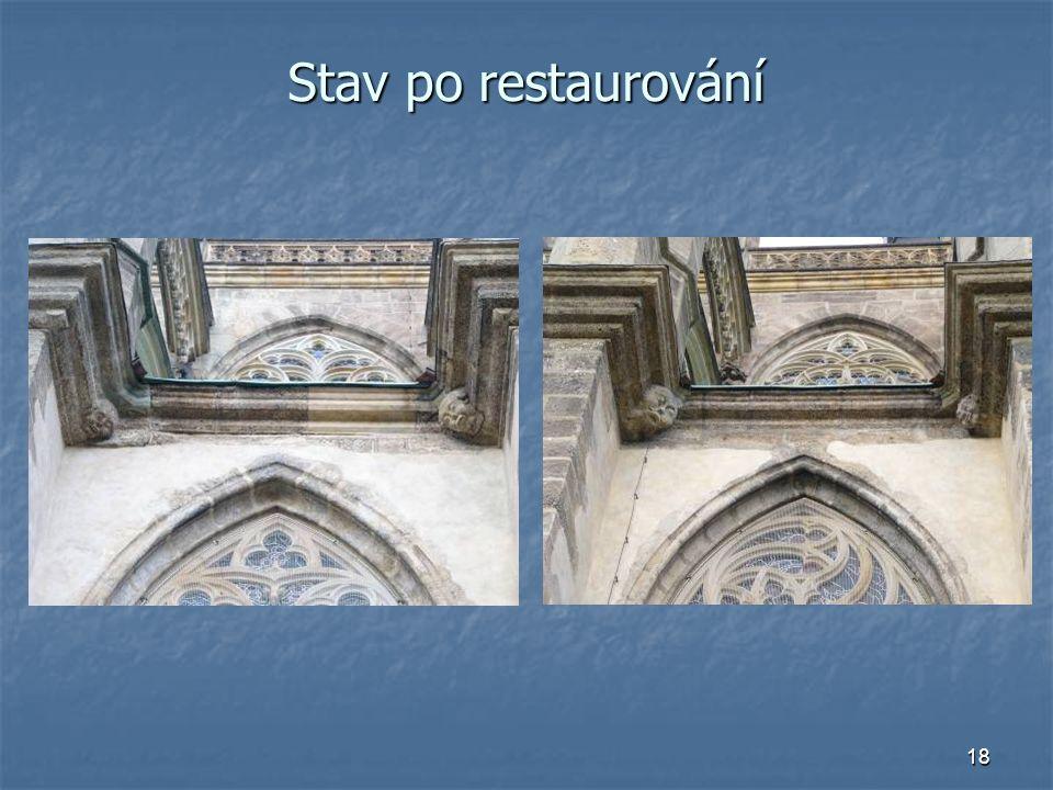18 Stav po restaurování