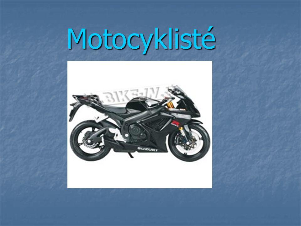 Motocyklisté