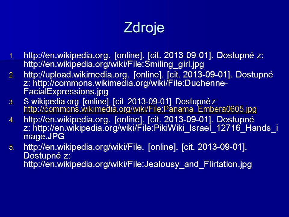 Zdroje 1.1. http://en.wikipedia.org. [online]. [cit.