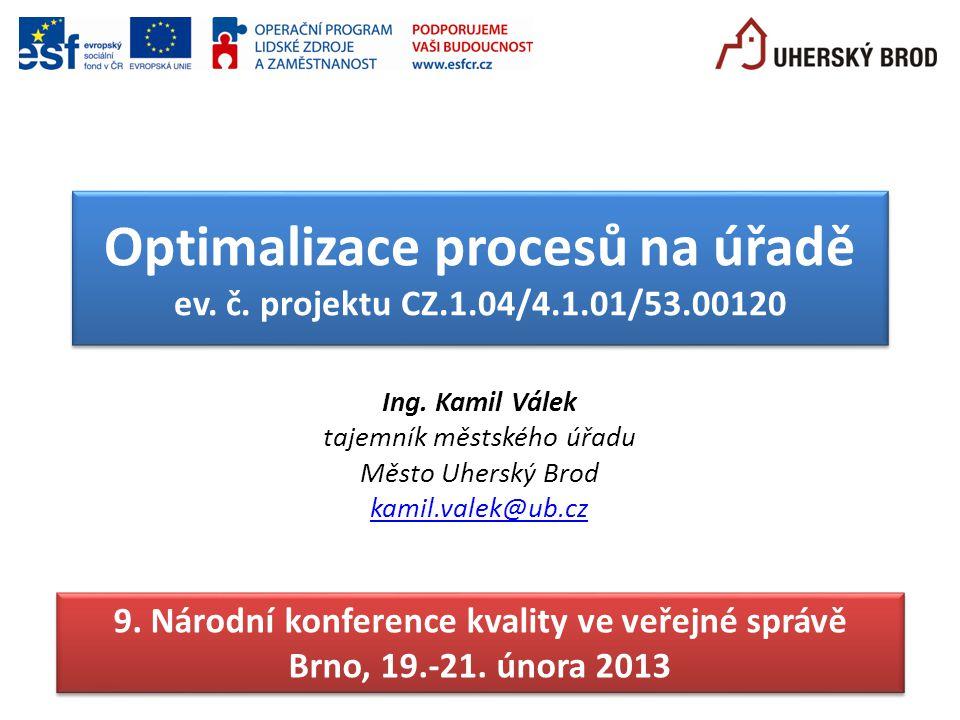 "Proces: ""časový tok události www.uherskybrod.cz"