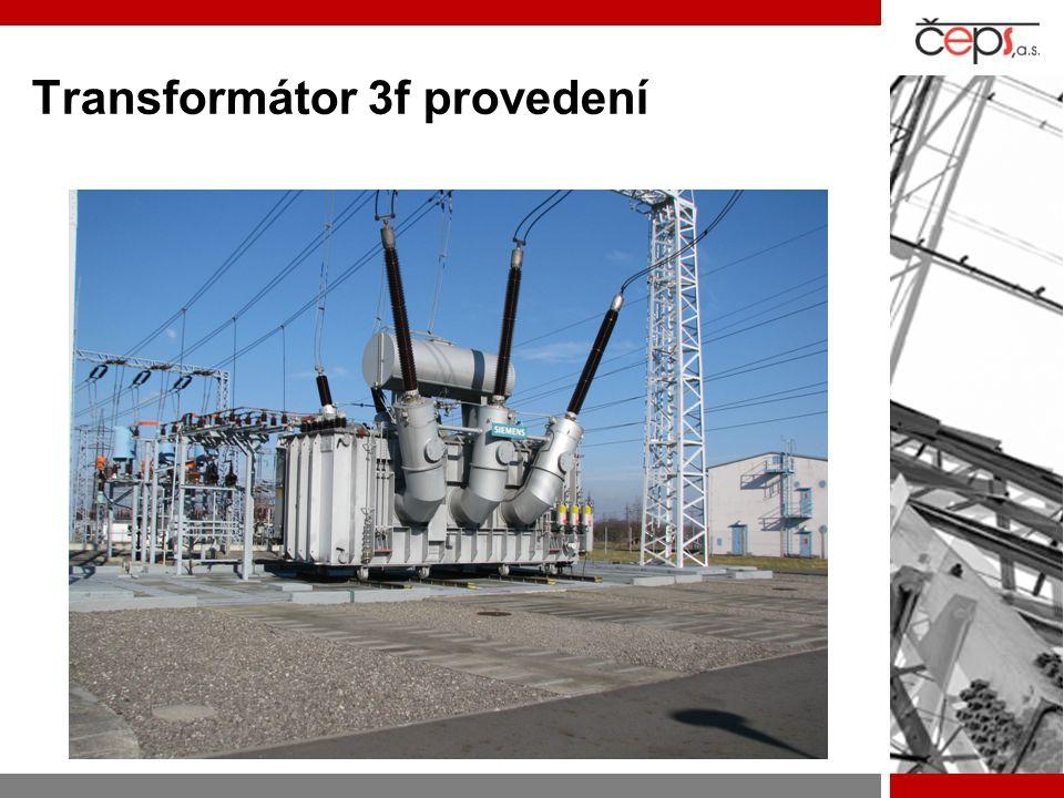 Transformátor 3f provedení