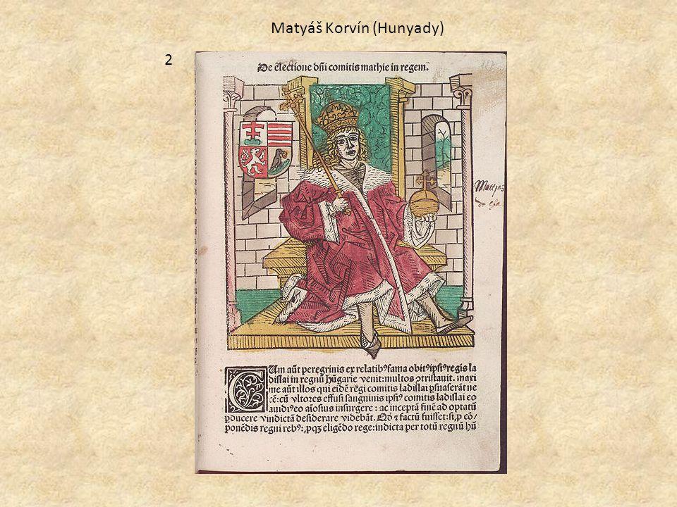 2 Matyáš Korvín (Hunyady)