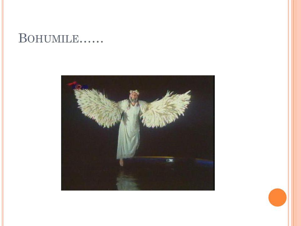 B OHUMILE ……