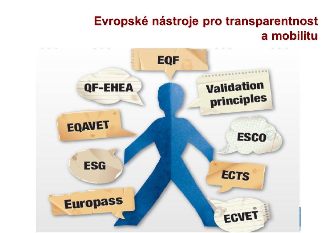 Evropské nástroje pro transparentnost a mobilitu