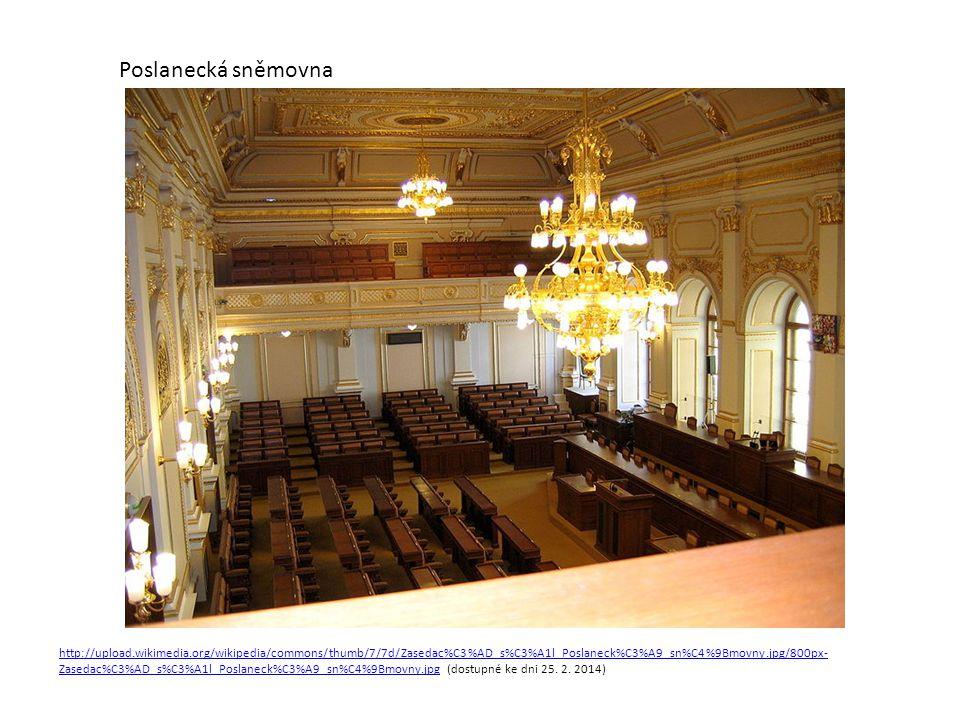 Zákonodárný proces v Senátu Do 30 dnů musí rozhodnout =) jedno čtení Předchází obdobný postup jako v PS (zpravodaj, výbory, obecná rozprava, podrobná rozprava, pozměňovací návrhy, závěrečné usnesení)