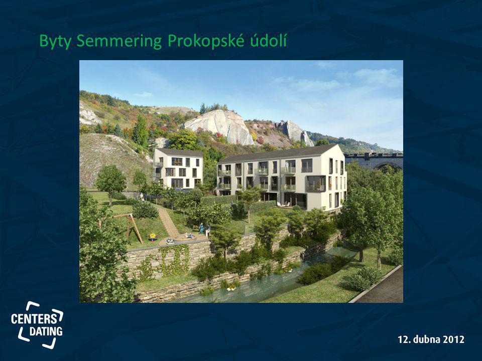 Byty Semmering Prokopské údolí