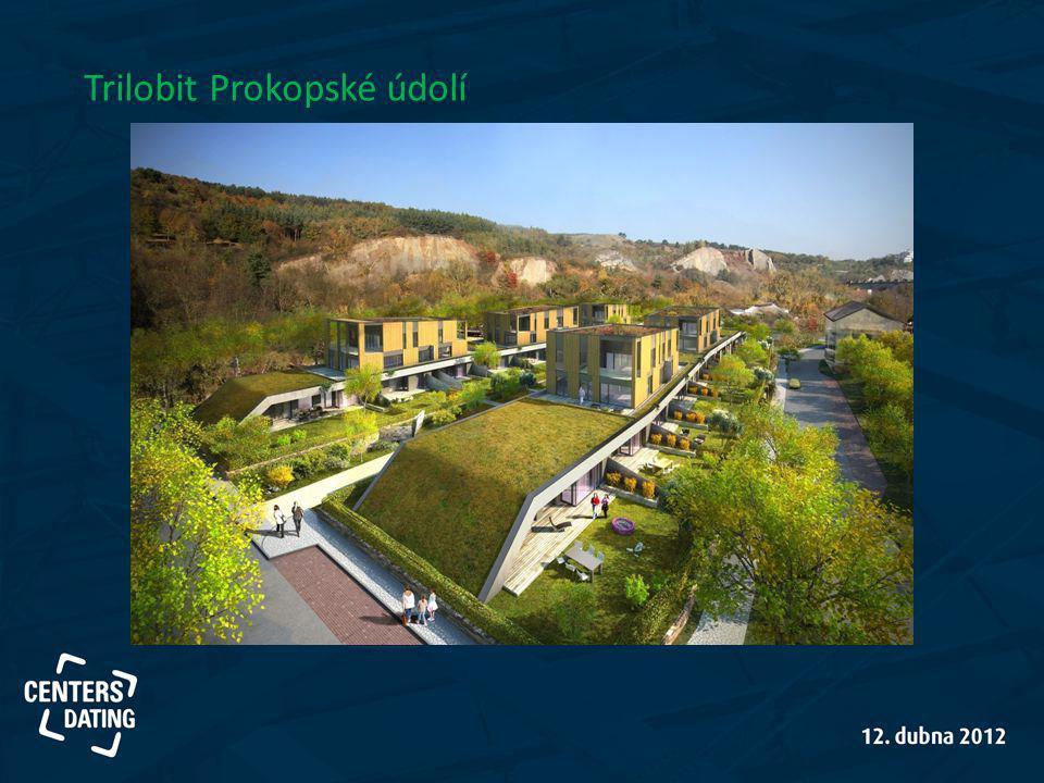 Trilobit Prokopské údolí