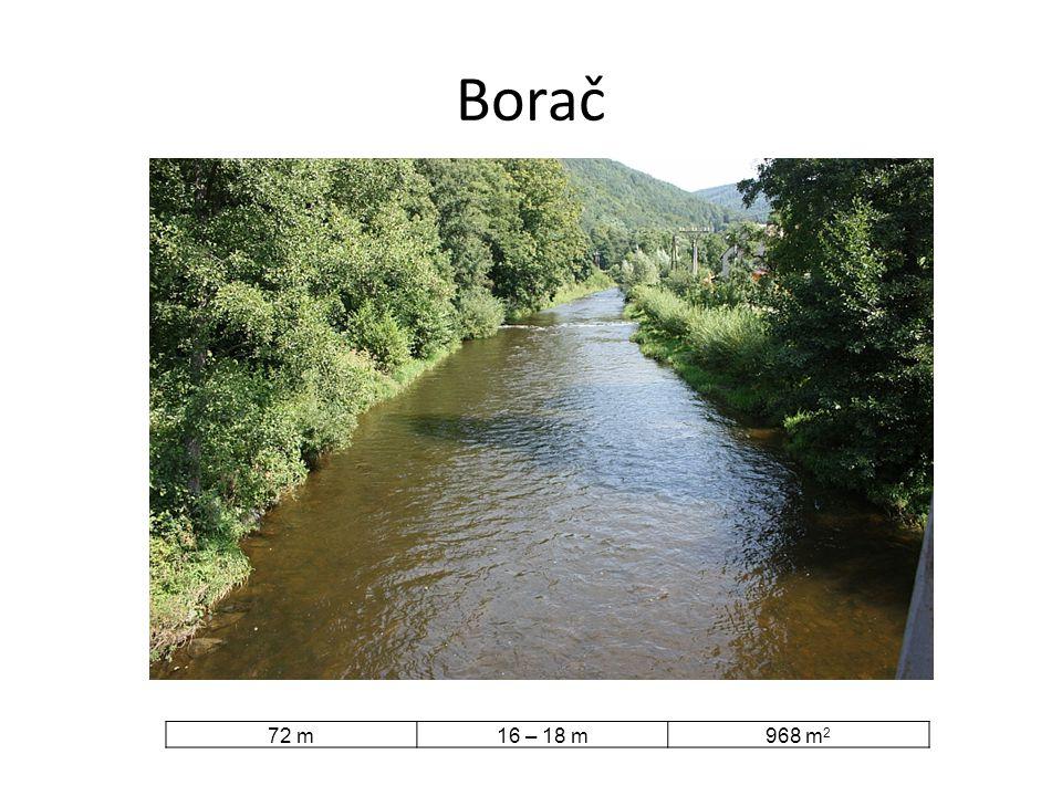 Borač 72 m16 – 18 m968 m 2
