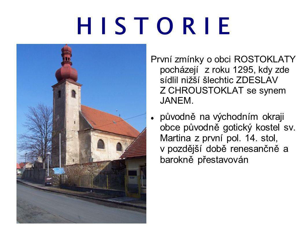 Kostel svatého Martina Rostoklaty