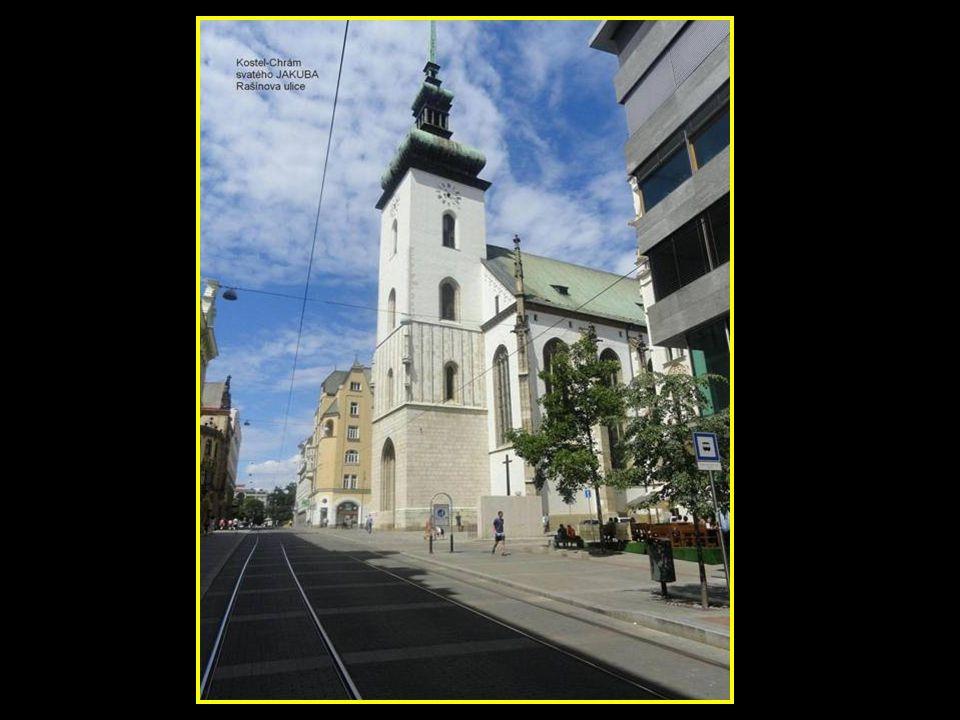 Kostel sv. Tomáše-další pohled