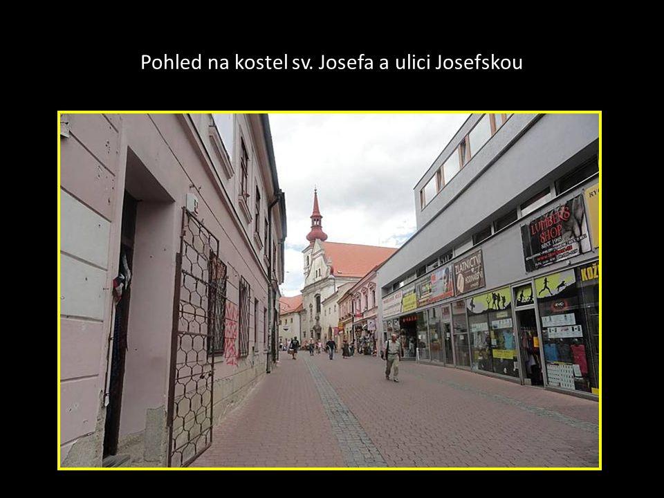 Kostel sv. Josefa v Josefské ulici